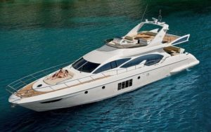 Florida Luxury Yacht Rental With Cabin
