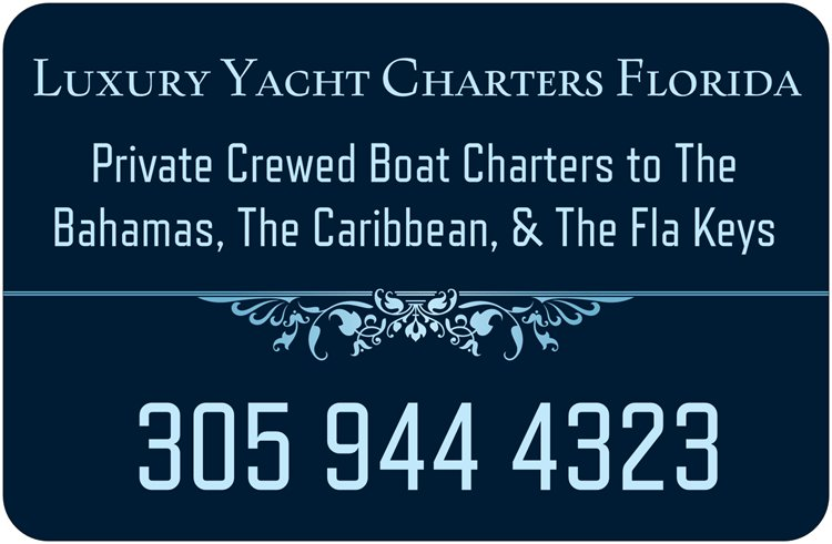 Luxury Yacht Charters Florida