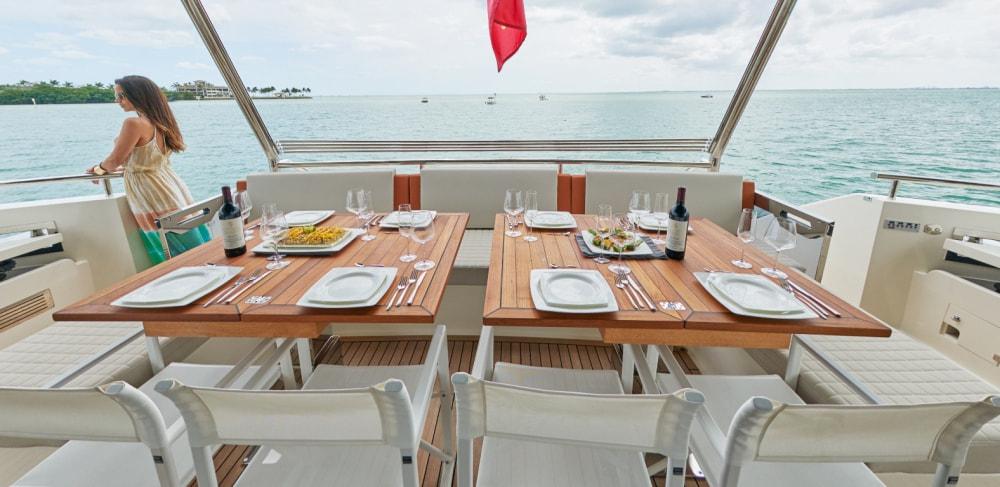 Luxury Yacht Charter Florida Caribbean
